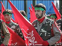 Tehran anniversary parade
