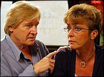Ken and Deirdre