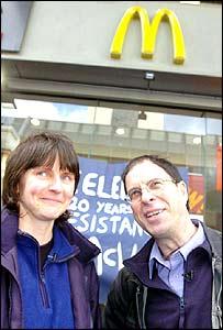 Helen Steel and David Morris