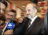 Ibrahim Jaafari on Iraq's election day, 30 January