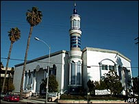 King Fahd Mosque in Culver City, California