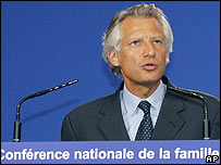 Dominique de Villepin