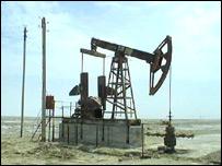 Burren Energy oil pump