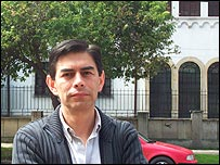 Mauricio Romero (Foto: H. Latorre)