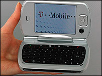 T-Mobile's MDA IV