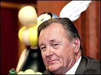 Asterix creator Albert Uderzo