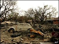 Katrina damage (AP)
