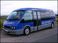 Fell bus