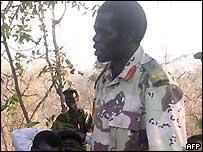 Ugandan LRA commander, Brig Sam Kolo