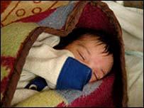 Renu's baby Monica