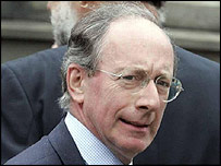 Sir Malcolm Rifkind, Shadow Work and Pensions Secretary