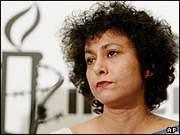 Irene Khan, Amnesty International secretary general
