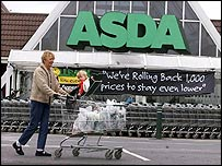 Asda store