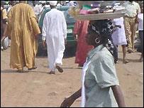 Ghanaian trader