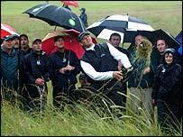 The Open Muirfield 2002