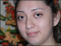 Adilene Garduno, Houston resident
