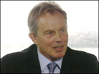 Tony Blair MP