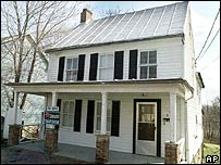Patsy Cline's former home