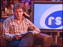 Rugby Special's John Inverdale