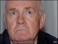 Defence secretary John Reid