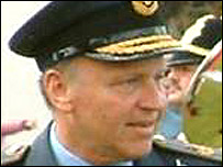 Air Marshal Ian Macfadyen
