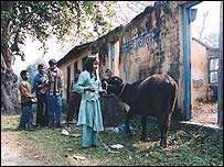 Bihar derelict school