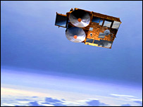 Cryosat artwork (Esa)