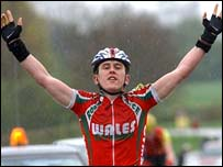 Geraint Thomas (courtesy of Britishcycling.org.uk)