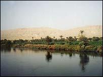 Nile, BBC