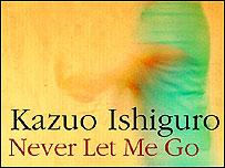 Kazuo Ishiguro's book 'Never Let Me Go'