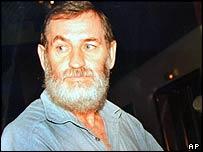 Nick du Toit in August 2004 in Equatorial Guinea
