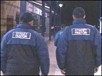 Pastors on patrol