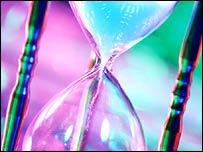 Hourglass   Image: BBC