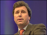 Shadow environment secretary Oliver Letwin MP