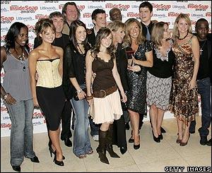 EastEnders cast