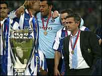 Jose Mourinho won the Champions League with Porto