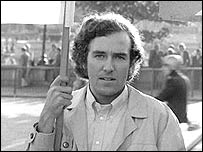 Peter Hain in the 1970s