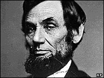 Abraham Lincoln - 16th US president