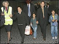 Familia de Jean Charles Menezes en Londres