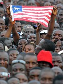Liberian electorate