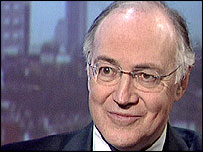 Conservative leader, Michael Howard