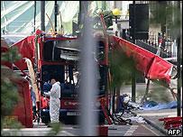 7 July attacks in London