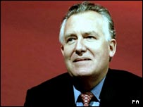 Northern Ireland Secretary Peter Hain