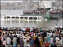 Bangladeshi ferry