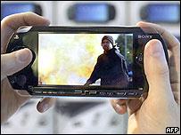Image of Sony's PSP