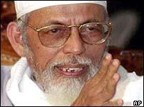 Abu Bakar Ba'asyir, Indonesian Islamic cleric
