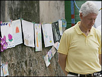 Former President Clinton