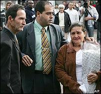 Familia de Menezes en Stockwell