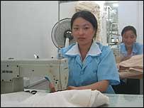 Seamstress Fu Man Nian