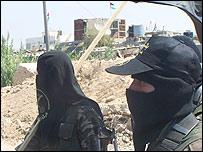 Militantes del grupo Jihad Islámico.